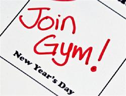 Join the gym Image